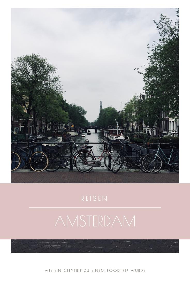 Oh, du schönes Amsterdam